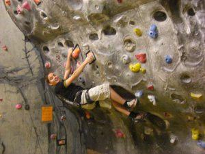 Indoor Climbing Image